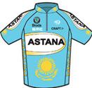 Astana Jersey